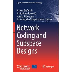 Network-Coding-and-Subspace-Designs