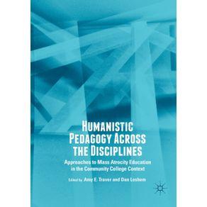 Humanistic-Pedagogy-Across-the-Disciplines