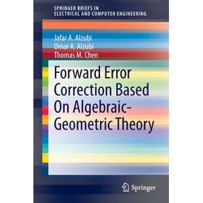 Forward-Error-Correction-Based-On-Algebraic-Geometric-Theory