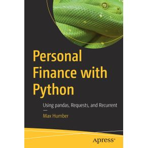 Personal-Finance-with-Python