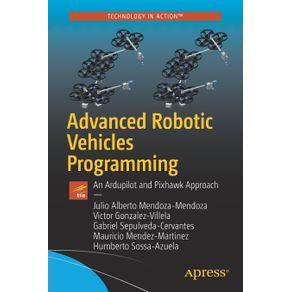Advanced-Robotic-Vehicles-Programming