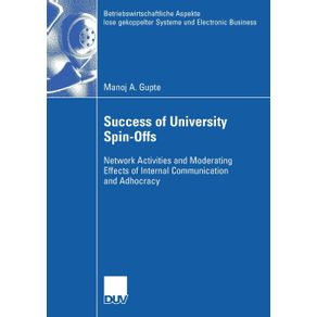 Success-of-University-Spin-Offs