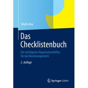 Das-Checklistenbuch