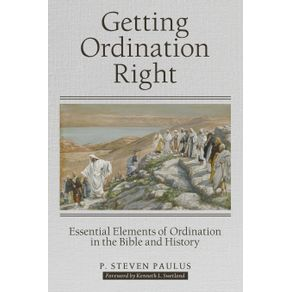Getting-Ordination-Right
