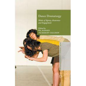 Dance-Dramaturgy