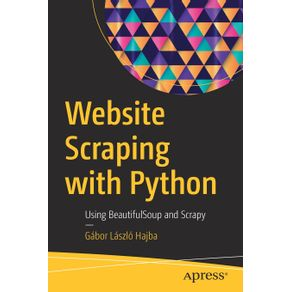Website-Scraping-with-Python