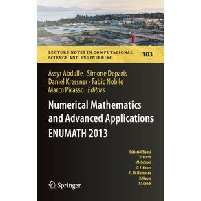 Numerical-Mathematics-and-Advanced-Applications---ENUMATH-2013