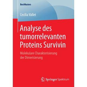 Analyse-des-tumorrelevanten-Proteins-Survivin